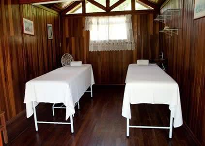 Sala de massagem