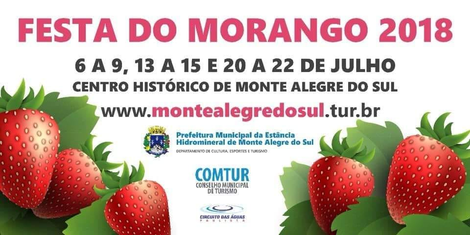festa do morango monte alegre do sul sp